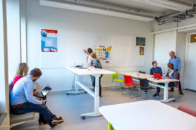 onderwijsruimte Teaching & Learning Lab