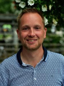 VO-docent Martin Fousert